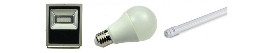 LED-Leuchtmittel für DC-Notbeleuchtung bei David Communication