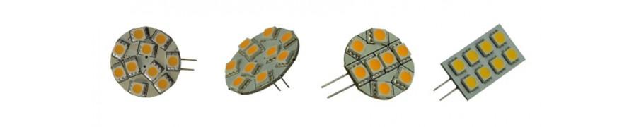 LED Module und LED Plättchen G4 bei David Communication