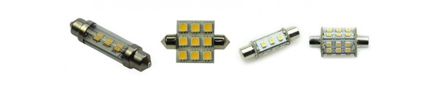 Vielseitige LED-Sofitten in großer Vielfalt bei David Communication
