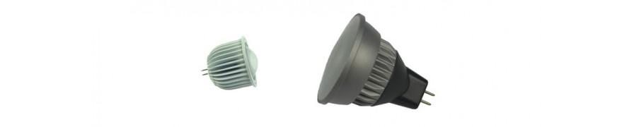 LED Spots in GX5.3 für 12V bei David Communication