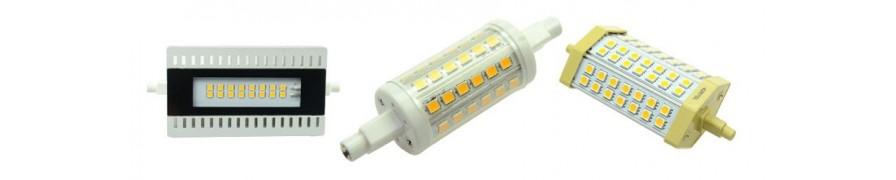 LED-R7S-Stableuchten mit Berührungsschutz bei David Communication
